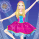 Barbie Ballerina Dress Up