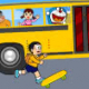 Doraemon: Late to School