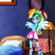 Equestria Girls Theme Room
