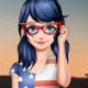 Marinette Travels To US