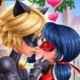 Miraculous Hero Kiss