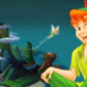 Peter Pan and Tinkerbell Jigsaw Puzzle