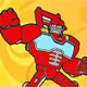 Pinte Heatwave dos Transformers Rescue Bots