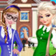 Sisters Go To Arendelle College